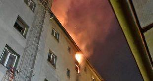 Wohnungsbrand Dachauer Straße mit 3 Toten