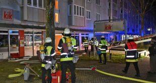 Brand in der Therese Giehse Allee Neuperlach Quelle Foto Branddirektion München