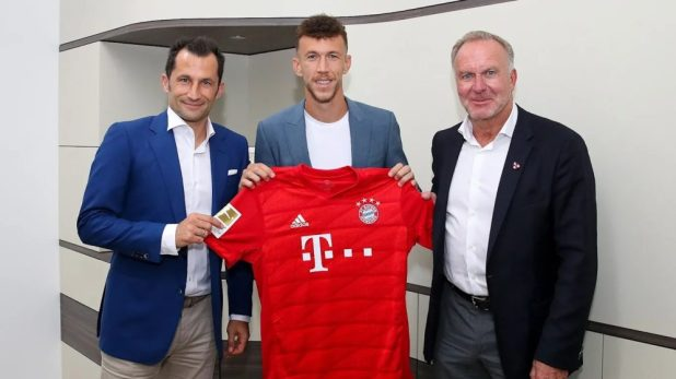 FC Bayern verpflichtet Ivan Perišić