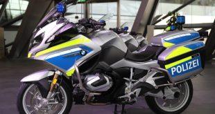 Polizei Motorrad BMW R 1250 RT