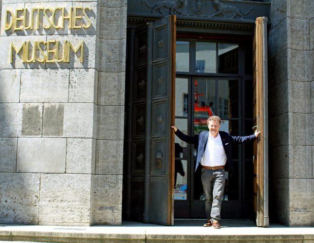 Das Deutsche Museum öffnet am 11.5.2020 wieder seine Tore