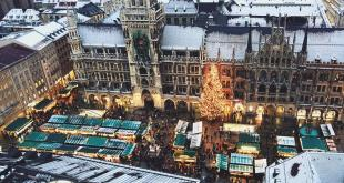 Christkindlmarkt Marienplatz München