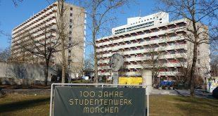 Studentenwohnheime Studentenstadt München