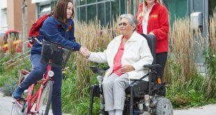 ASB Seniorinnen-Betreuung in der ambulanten Pflege beim ASB