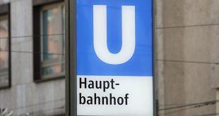 U-Bahn Hauptbahnhof München