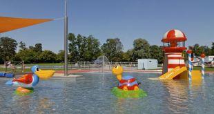 Das Schyrenbad in München ist für die Freibadsaison gerüstet