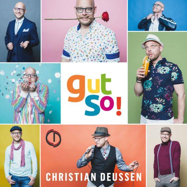 """Cover Single """"Gut so!"""" von Christian Deussen"""