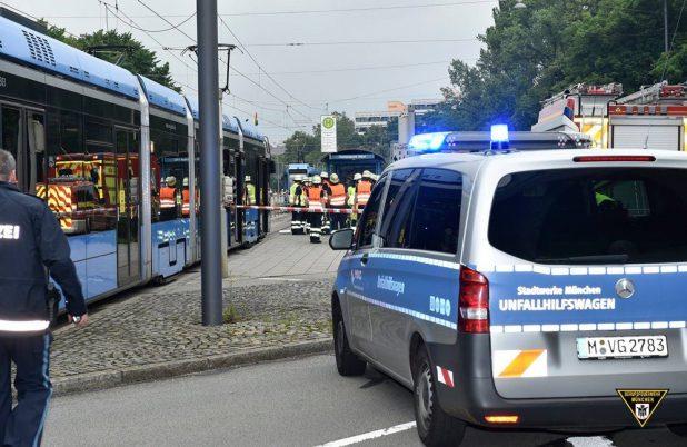 tödlicher Unfall mit Tram