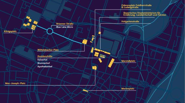 IAA Mobility Open Space in der Münchner Innenstadt