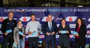 Start Ticketverkauf European Championship München 2022
