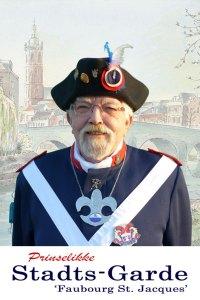 Douanier de la Garde - Theo van Etten