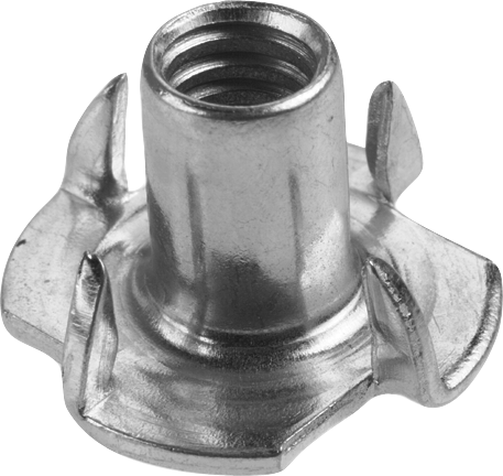 4 Prong T-Nut Image