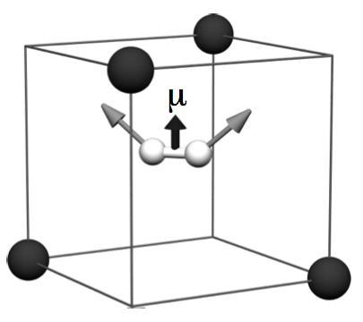 Publications: The interaction of hydrogen with deep level