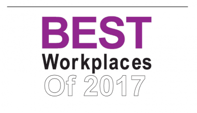 Best work places of 2017