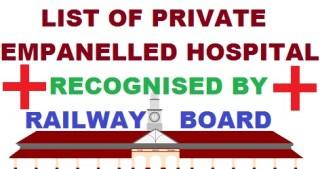 recognised-hosptials-railway-board