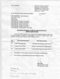 MES-admin-staff-nomenclature