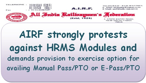 implementation-of-various-modules-of-hrms-airf