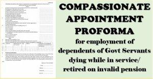 proforma-regarding-employment-of-dependents-of-govt-servants