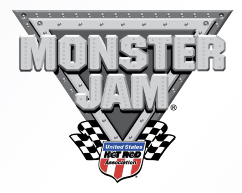 MONSTER JAM Logo Stafford Motor Speedway