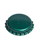 dark green bottle cap