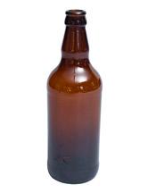 500ml amber glass bottle