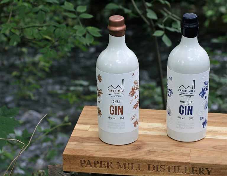 Paper Mill Distillery Chai and Mill 630 by the river