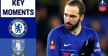 Chelsea Vs Sheffield Wednesday 3-0 Goals & Highlights - 2019