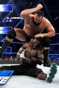 United States Championship Match: R-Truth vs Rusev – SmackDown LIVE, Jan. 29 2019