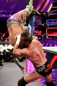 Kalisto vs. Mike Kanellis – WWE 205 Live, Jan. 29 2019