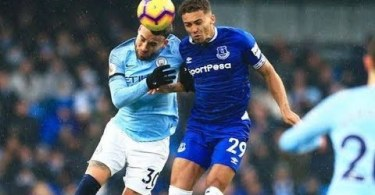 Everton vs Manchester 2019