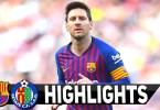 barcelona vs getafe 2 0 goals fu