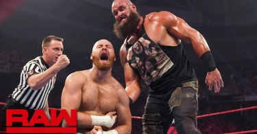 brawn strowman vs sami zayn raw