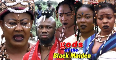 gods of the black maiden season 4
