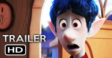 onward official movie trailer