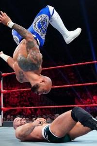 Ricochet vs. Cesaro: RAW, May 27, 2019