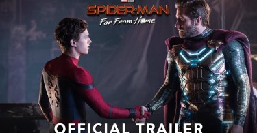 spider man far from home officia