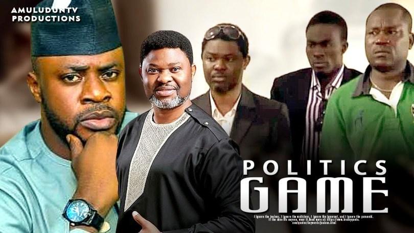 politics game latest yoruba movi