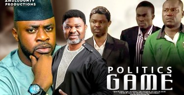 politics game latest yoruba movi