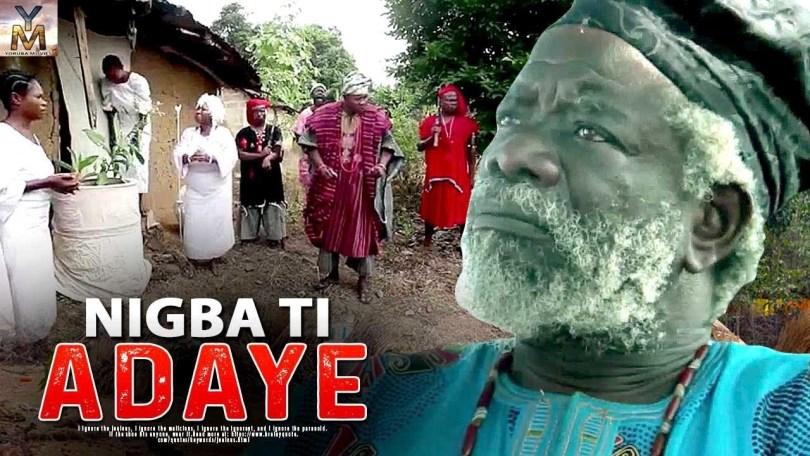 NIGBA TI ADAYE - Yoruba Movie 2019 [MP4 HD DOWNLOAD] | StagaTV