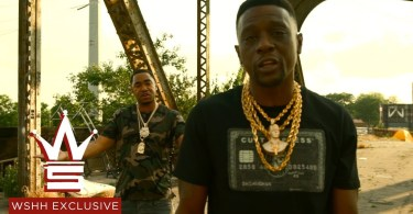 srt blue feat boosie badazz trap