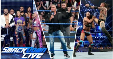 WWE Smackdown Highlights 16th July 2019