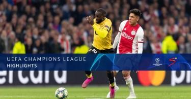ajax vs lille 3 0 goals and full