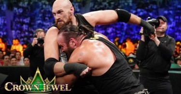 Braun Strowman Vs Tyson Fury Match: WWE Crown Jewel 2019