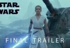 Star Wars: The Rise of Skywalker Final Trailer - 2019 Movie