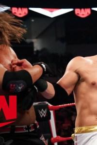 AJ Styles vs Humberto Carrillo – Raw, Oct 28, 2019