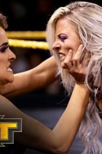 Candice LeRae vs. Dakota Kai: WWE NXT, Nov. 27, 2019