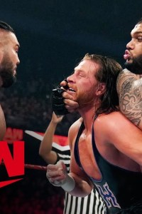 Curt Hawkins & Zack Ryder vs. AOP – MONDAY NIGHT RAW