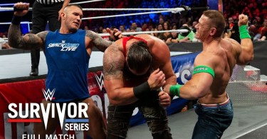 Team Raw vs Team SmackDown – Survivor Series 2017