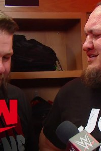 Kevin Owens, Samoa Joe, Seth Rollins and AOP get thrown out – MONDAY NIGHT RAW