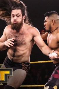 Raul Mendoza vs. Cameron Grimes – WWE NXT, Dec. 11, 2019